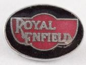 Royal Enfield - Enamel Badge